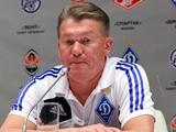 «Динамо» — «Зенит» — 3:3. Послематчевая пресс-конференция
