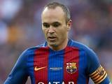 Иньеста: «Возможно, это был мой последний матч в Лиге чемпионов с «Барселоной»