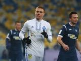 Виктор Цыганков — лучший игрок матча «Динамо» — «Олимпик»