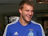 Андрей Ярмоленко: «Фейеноорд»? Главное, что мы соскучились по Лиге чемпионов»