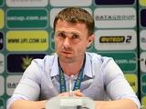 Сергей РЕБРОВ: «Перед такими матчами всегда бьем пенальти»