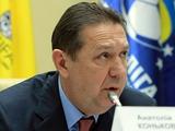 В понедельник Коньков попросит у МВД разрешения возобновить чемпионат Украины