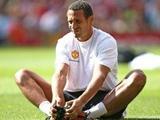 Рио Фердинанд получил травму колена на тренировке