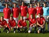 Норвегия назвала состав на матч с Украиной