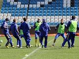 ФОТОрепортаж: тренировка сборной Украины в Одессе (41 фото)