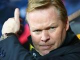 Рональд Куман: «МЮ не попадет в первую четверку чемпионата Англии»
