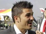 Лапорта: «Хорошо, что «Барселона» купила Вилью до чемпионата мира»