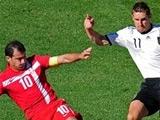 ЧМ-2010. Германия — Сербия — 0:1 (ВИДЕО)