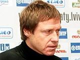 Олег Кононов попрощался с «Карпатами»