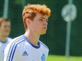 Виктор ЦЫГАНКОВ: «У каждого есть шанс пробиться в первую команду «Динамо», главное – его использовать»