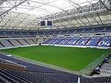 На стадионе в Гельзенкирхене провалилась часть крыши
