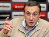 Евгений Гинер: «Как только Украина скажет «да», УЕФА выдаст разрешение на Объединенный чемпионат»