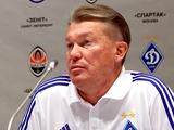«Динамо» — «Спартак» — 2:1. Послематчевая пресс-конференция