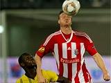 «Маккаби» — «Сток Сити» — 1:2. Протокол матча