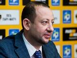 Владимир Генинсон назначен делегатом ФИФА на матч ЧМ-2018