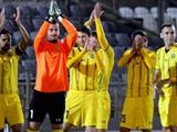 В Киев прибыло 19 футболистов «Маккаби»