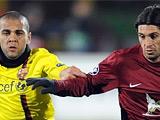 «Рубин» — «Барселона» — 0:0