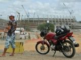 В бразильском штате Пернамбуку дни матчей ЧМ-2014 будут праздничными