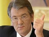 Ющенко посетит матч Украина - Казахстан