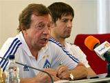 Юрий Сёмин провел пресс-конференцию (+Отчет, +ФОТО тренировки)