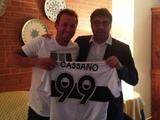Кассано перешел в «Парму»