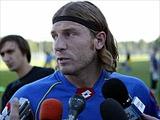 Андрей ВОРОНИН: «В Россию еду с большим желанием»