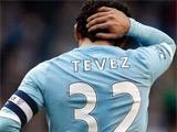 «Манчестер Сити» готов продать Тевеса за 25 млн фунтов