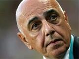 Адриано Галлиани: «К сожалению, Кака не вернётся в «Милан»