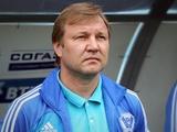 Юрий Калитвинцев назвал игру своей команды безобразием