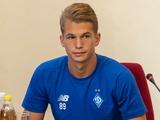 Владислав Супряга — лучший футболист Украины в возрастной категории U-19 в июле