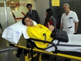 Врач «Барселоны»: «После перелета из Японии Вилья мог потерять ногу»