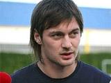 Артем МИЛЕВСКИЙ: «Команда просила выставиться»
