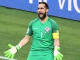 Сборная Чили не включила Клаудио Браво в командный WhatsApp