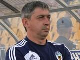Александр Севидов: «Уже и не скрываю, что хочу уйти из «Говерлы»