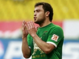 Касаев хочет уйти из «Рубина»