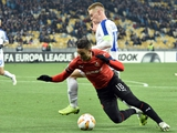 Whoscored назвал Цыганкова игроком матча «Динамо» — «Ренн», но в команду недели попал Миколенко