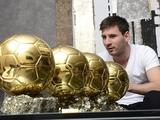 Неймар: «Месси может выиграть пятый подряд «Золотой мяч»