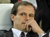 Аллегри: «Если Пато и Робиньо покинут «Милан», то нам понадобится новый нападающий»