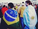 Сборные Бразилии и Аргентины сыграют в июне в США