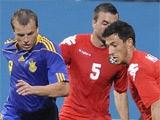 Украина — Болгария — 3:0. Отчет о матче