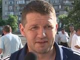 Олег Саленко: «Не всегда хватает адреналина, который давал футбол» (ВИДЕО)