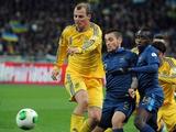 Роман Зозуля — лучший игрок матча Украина — Франция