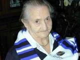 Скончалась 114-летняя болельщица «Интера»