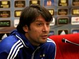 Александр ШОВКОВСКИЙ: «Было бы немного странным отправиться играть в Россию именно в этот момент»