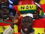 Перед матчем с США сборная Ганы осталась без болельщиков