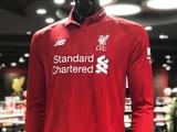 «Ливерпуль» презентовал новую домашнюю форму (ФОТО)