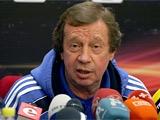 «Динамо» — «Маккаби». Юрий Сёмин провел предматчевую пресс-конференцию (+Отчет, +ВИДЕО, +ФОТО тренировки)
