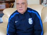 Валерий Поркуян: «Верю в «Черноморец»