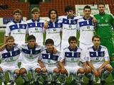 «Динамо-2»: статистика сезона 2010/2011