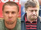 Александр Заваров и Сергей Ребров о матчах 25-го тура